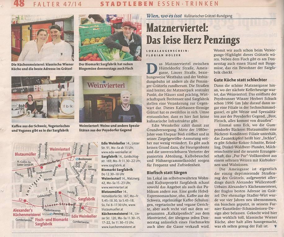 """Das leise Herz Penzings"""