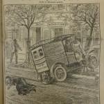 Automobilunglück in der Linzerstrasse, 6.Okt. 1907