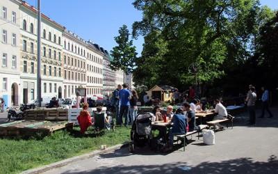 Eröffnungsfest Matznergarten Nachlese