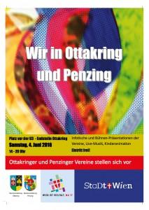 Vereine in Ottakring und Penzing 2016