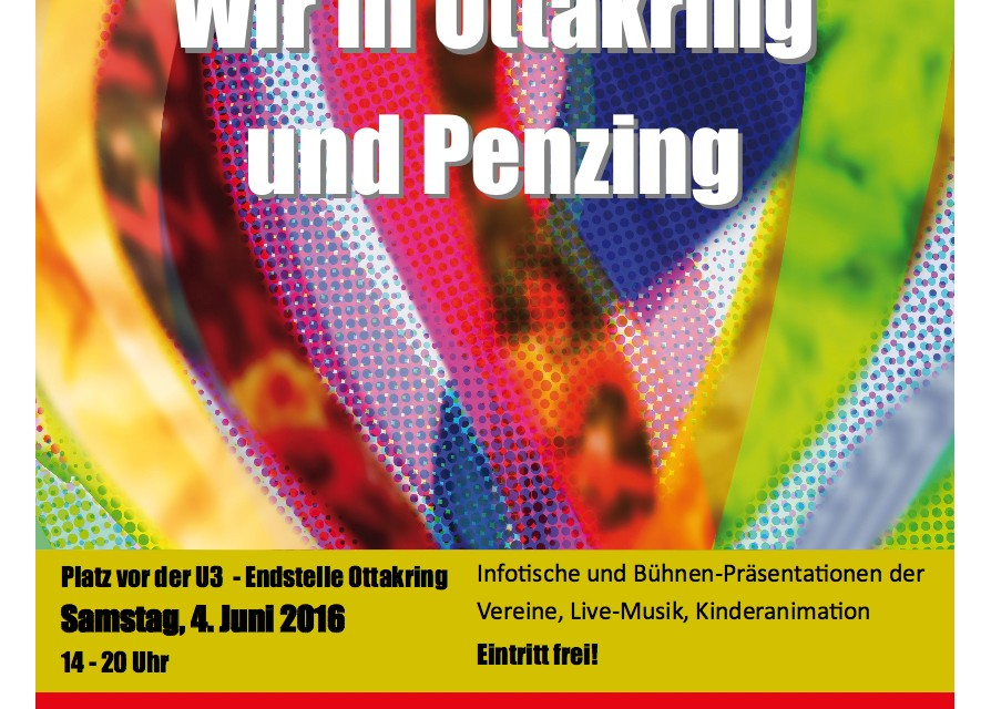 Wir in Ottakring und Penzing 04. Juni 2016