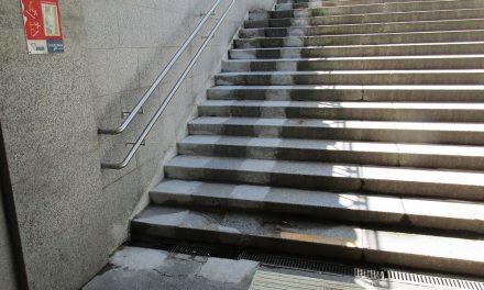 """Unterschriftenliste für eine Rampe/Schieberille an der Unterführung """"Penzinger Bahnhof"""""""