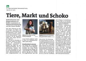 Elchmarkt_Bezirkszeitung Penzing 2016-11-23