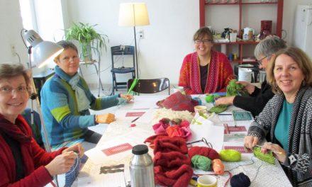 Nachlese-Workshop mit Maria Nefischer