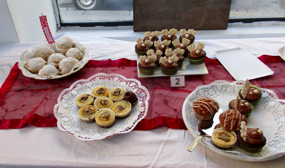 1. Wiener Kuchen Contest, Cake Parade