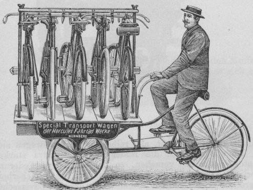 TransportRad für`s Grätzel
