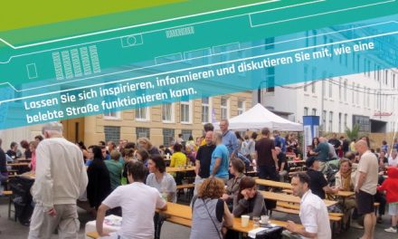 "Strassenfest ""Belebte Goldschlagstraße 2017"""