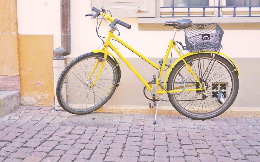 Radfahren im Matznerviertel