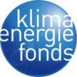 Logo des KlimaEnergieFonds