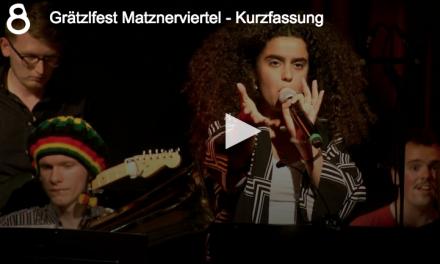 Grätzlfest-Highlights auf Video