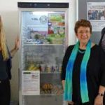 Foodsharing-Kühlschrank in Penzing