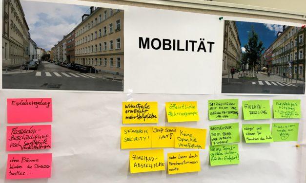 """Rückblick Info-Veranstaltung """"Begegnung in der Goldschlagstraße"""""""