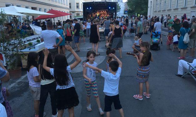 Straßenfest – Brassmania, 14.6.2019