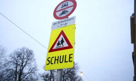 Märzstraße ist Schulstraße