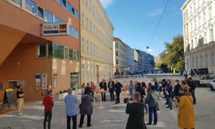 Straßenbauarbeiten Goldschlagstraße abgeschlossen!