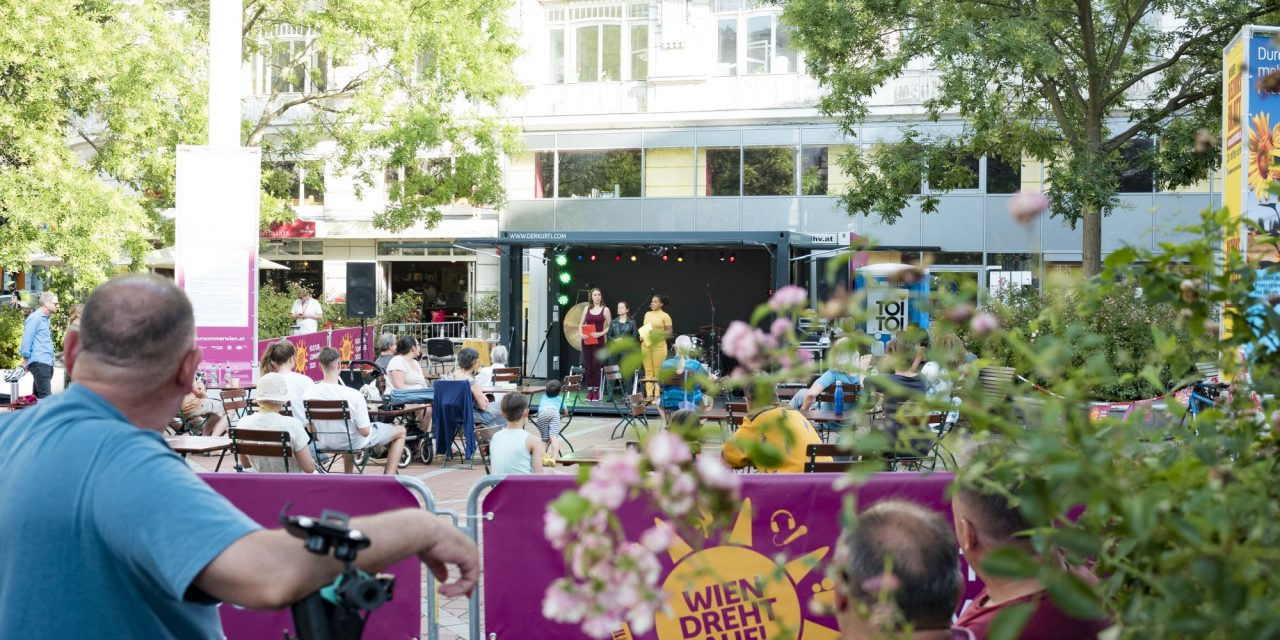 """Wien dreht auf! """"Kultursommer 2020"""" – Veranstaltungen ganz in unserer Nähe"""