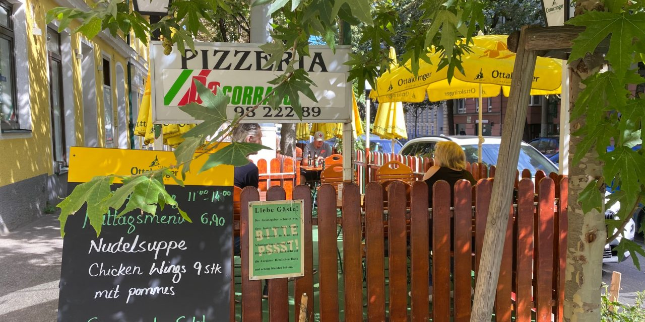 Da Corrado – Pizzeria mit Hauszustellung