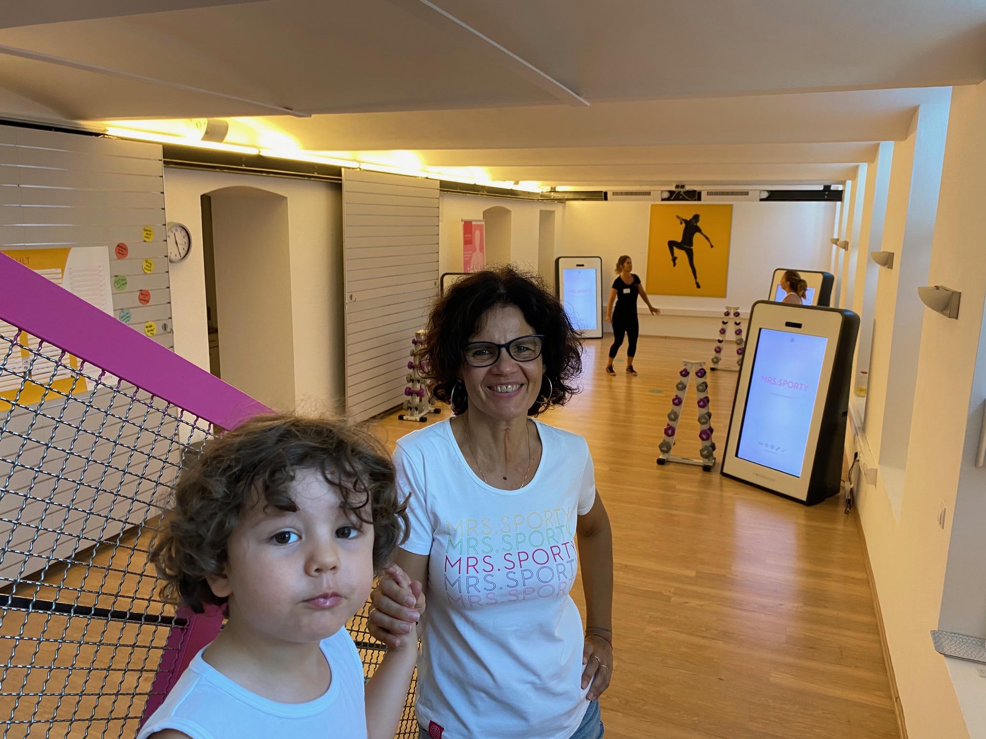 Mrs. Sporty - mehr als ein Fitness-Studio - Matznerviertel