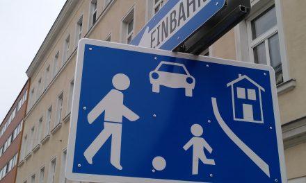 Was in Wohnstraßen erlaubt ist