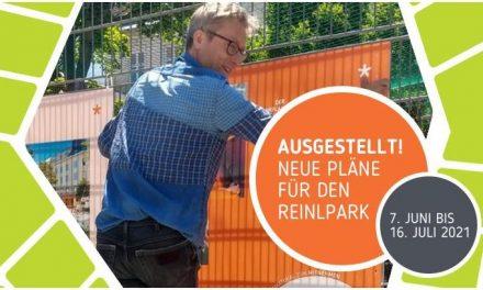 Neugestaltung Reinlpark: Die ersten Enwürfe.